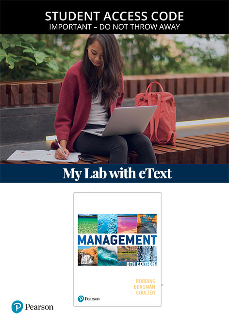 Management MyLab Management with eText (Access Card)