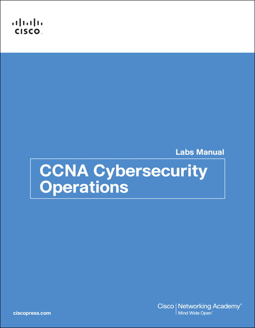 Ccna cybersecurity operations lab manual 1st cisco networking pearson 9781587134388 9781587134388 ccna cybersecurity operations lab manual fandeluxe Image collections