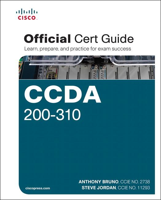 Ccda 200 310 official cert guide 5th bruno jordan buy online pearson 9781587144547 9781587144547 ccda 200 310 official cert guide fandeluxe Images