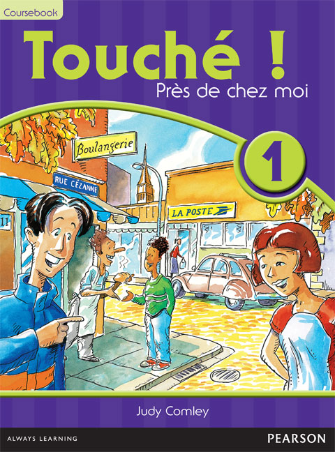 Touche ! 1 Student Book and CD-ROM Pack
