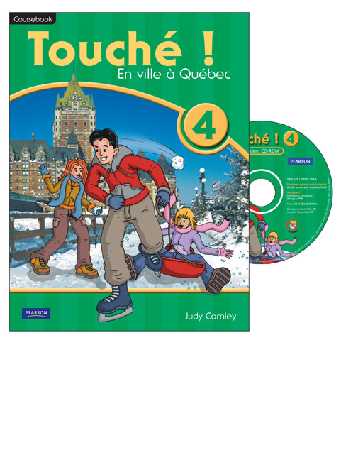Touche ! 4 Student CD-ROM Pack