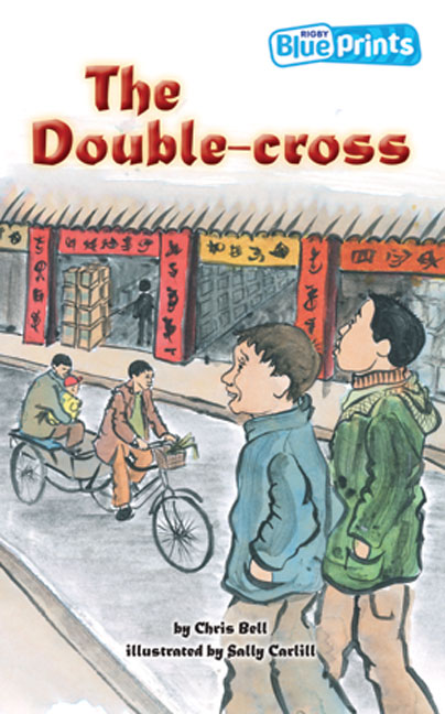 Blueprints Upper Primary B Unit 3: The Double-cross