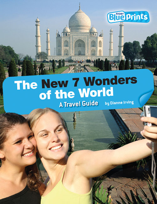Blueprints Upper Primary B Unit 3: The New 7 Wonders of the World