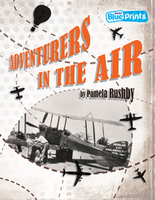 Blueprints Upper Primary B Unit 1: Adventurers in the Air