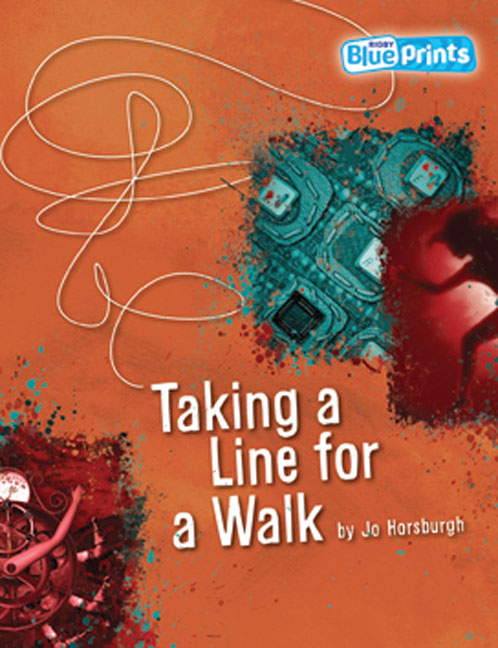 Blueprints Upper Primary B Unit 1: Taking a Line for a Walk