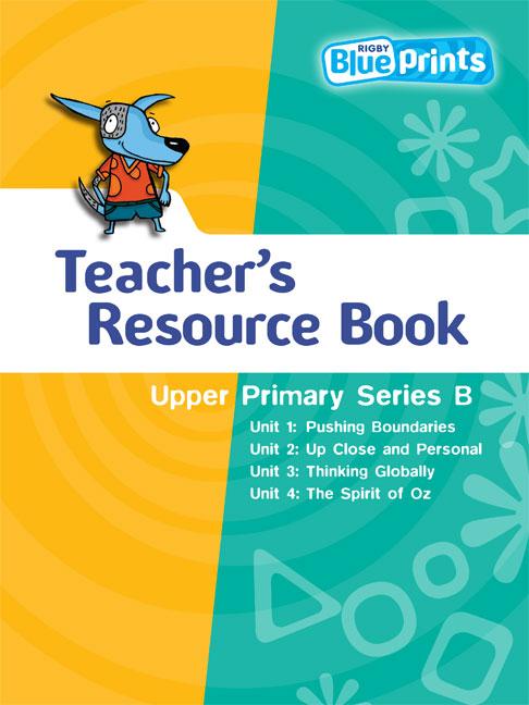 Blueprints Upper Primary B: Teacher's Resource Book