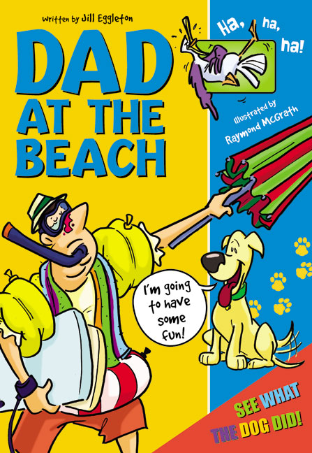 Sailing Solo Blue Level: Dad at the Beach (Reading Level 10/F&P Level F)