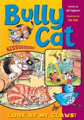 Sailing Solo Blue Level: Bully Cat (Reading Level 10/F&P Level F)