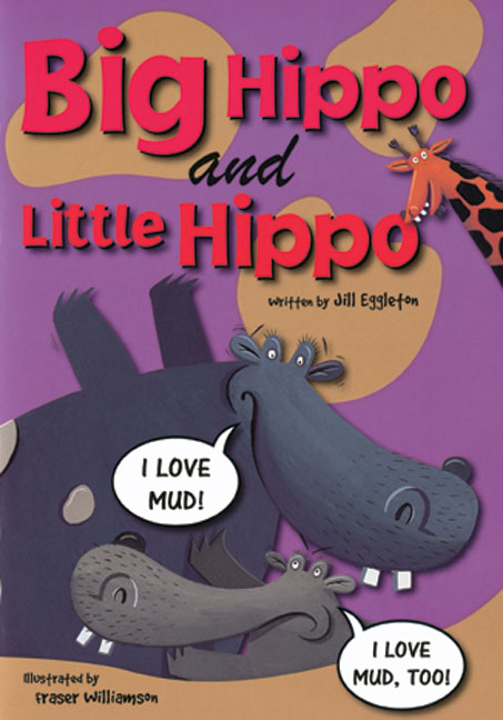 Sailing Solo Green Level: Big Hippo and Little Hippo (Reading Level 13/F&P Level H)