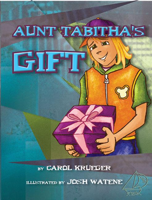 MainSails Level 3: Aunt Tabitha's Gift (Reading Level 25/F&P Level P)