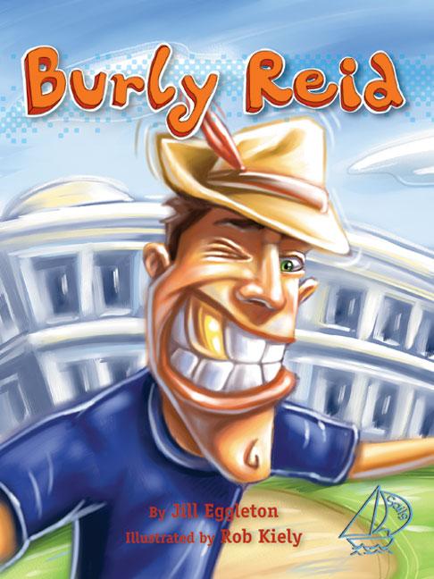 MainSails Level 3: Burly Reid (Reading Level 26/F&P Level Q)