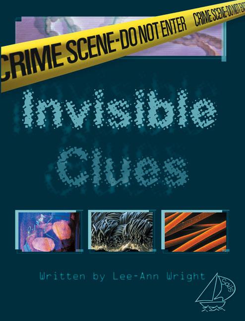 MainSails Level 3: Invisible Clues (Reading Level 29/F&P Level T)