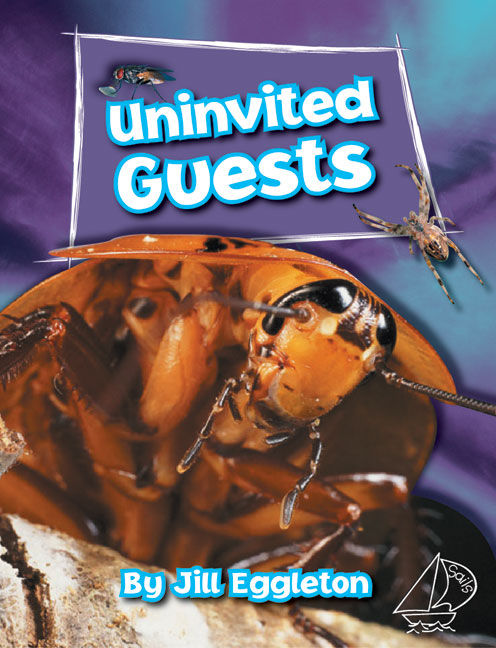 MainSails Level 3: Uninvited Guests (Reading Level 29/F&P Level T)