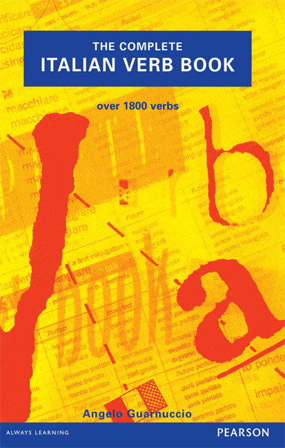 The Complete Italian Verb Book - Image