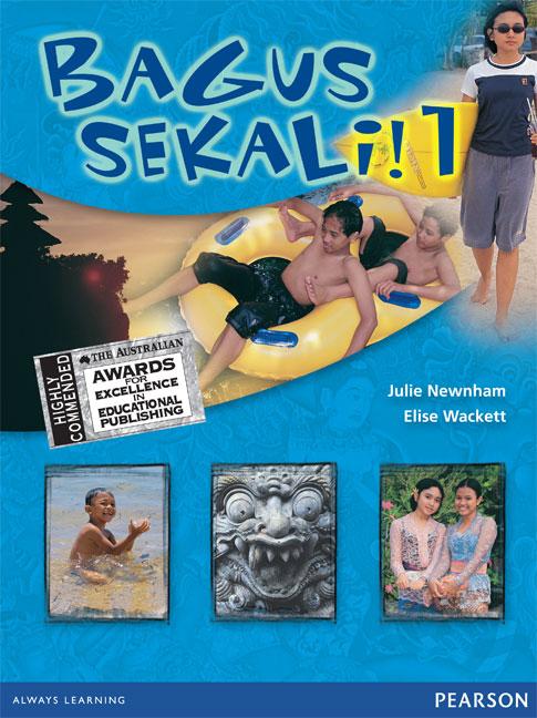 Bagus sekali! 1 Student Book - Image