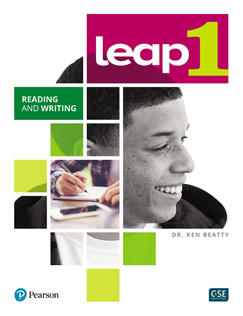 LEAP 1 - Reading and Writing Book + eText + MyLab - Image