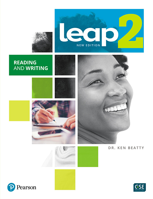 LEAP 2 - Reading and Writing Book + eText + MyLab - Image