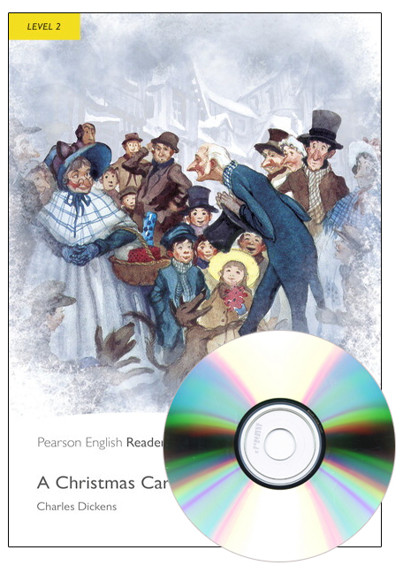 Pearson English Readers Level 2: A Christmas Carol (Book + CD), 1st, Dickens, Charles | Buy ...