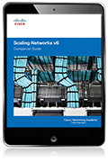 Scaling Networks v6 Companion Guide eBook