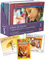 Units of Study in Opinion, Information and Narrative Writing, Grade 3 with Trade Book Pack