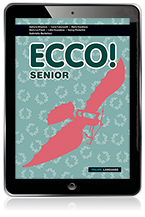 Ecco! Senior Student eBook