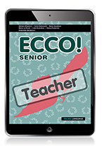 Ecco! Senior Teacher eBook with audio download