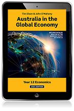 Australia in the Global Economy 2021 Student eBook