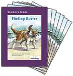 Mathology Little Books - Number: Finding Buster (6 Pack with Teacher's Guide)