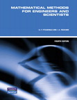 Mathematical Methods for Engineers and Scientists (Pearson Original)
