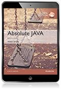 Absolute Java, Global Edition eBook