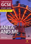 York Notes for GCSE: Anita and Me