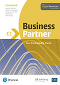 Business Partner C1 Student Book with Digital Resources