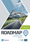 Roadmap B2 Students' Book with Online Practice, Digital Resources & Mobile Practice App