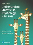 Understanding Statistics in Psychology with SPSS