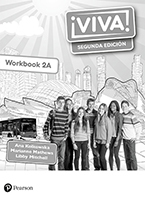 Viva! 2 Workbook A (Pack of 8)