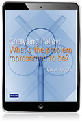 Analysing Policy: What's the problem represented to be? eBook