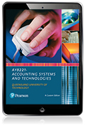 Accounting Systems and Technologies AYB221 (Custom Edition eBook)
