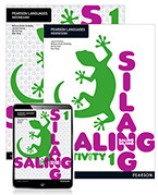 Saling Silang 1 Student Book with eBook and Activity Book