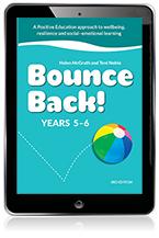 Bounce Back! Years 5-6 eBook