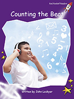 Red Rocket Readers: Fluency Level 3 Non-Fiction Set C: Counting the Beat (Reading Level 17/F&P Level O)