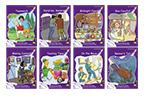Red Rocket Readers: Fluency Level 3 Fiction Set C Pack (Reading Level 17-19/F&P Level I-L)