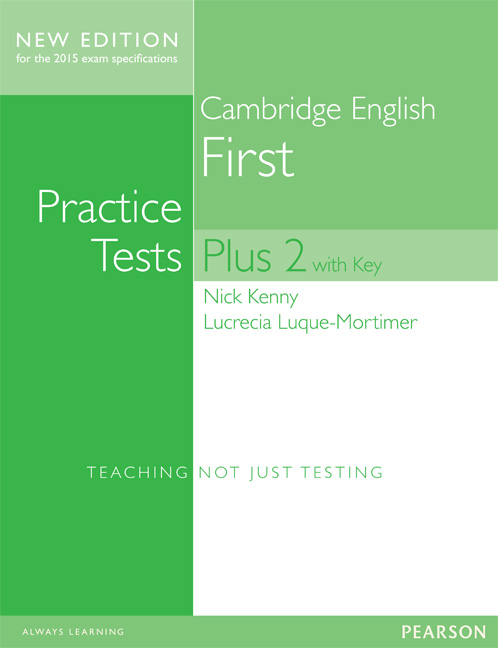 Pdf Fce Practice Tests Plus 2 Key