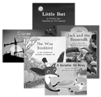 Picture of Fountas & Pinnell Leveled Literacy Intervention (LLI) Blue (Year 2) Take-Home Book Package