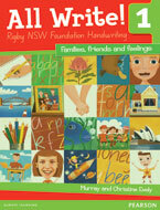 All Write! 1 Rigby NSW Foundation Handwriting