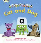 Phonics Bug Phase 2: Cat and Dog (Reading Level 1/F&P Level A)