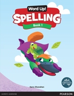 Word Up! Spelling Book 1