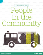 Discovering History (Lower Primary) Our Community: People in the Community (Reading Level 30/F&P Level U)