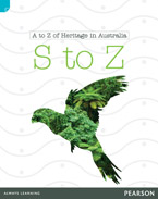 Discovering History (Lower Primary) A to Z of Heritage in Australia: S to Z (Reading Level 24/F&P Level O)