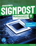 Australian Signpost Mathematics New South Wales  9 (5.1-5.3) Teacher Companion