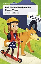 Pearson English Year 3: Living or Non-Living? - Red Riding Hood and the Tassie Tiger (Reading Level 23-25/F&P Level N-P)